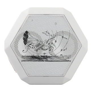 the Patchwork Girl of Oz White Bluetooth Speaker
