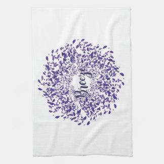 The Path of Spring - Breeze Tea Towel