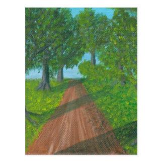 The Path Postcard