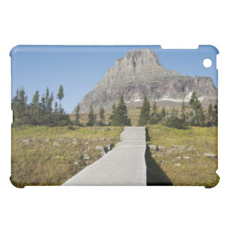 The pathway to the view of Hidden Lake Case For The iPad Mini