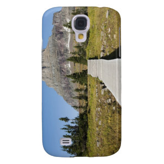 The pathway to the view of Hidden Lake Galaxy S4 Case