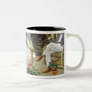 The Patio Two-Tone Coffee Mug