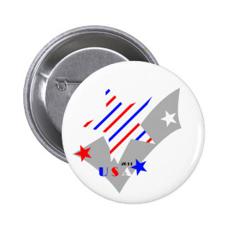 The Patriot Stars Button