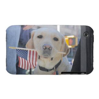The Patriotic Dog iPhone 3 Case-Mate Cases