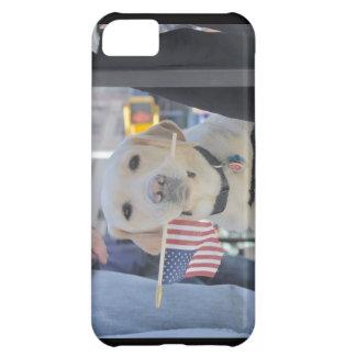 The Patriotic Dog iPhone 5C Covers