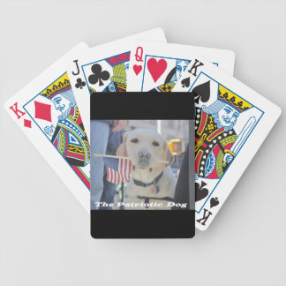 The Patriotic Dog Card Deck