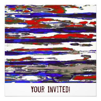 The Patriotic Invitations