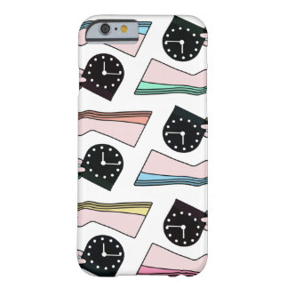THE PATTERN - TIME BARELY THERE iPhone 6 CASE