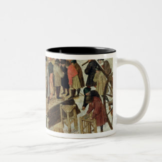 The Payment of the Tithe Mugs