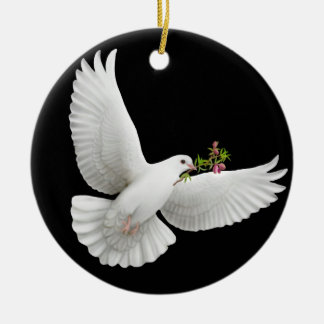 The Peace Dove Ornament