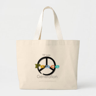 The Peace Generation Jumbo Tote Bag