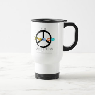 The Peace Generation Stainless Steel Travel Mug