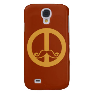The Peace Stache custom HTC case