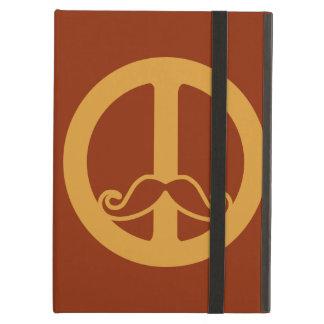 The Peace Stache custom iPad case