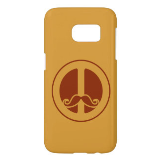 The Peace Stache phone cases