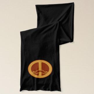 The Peace Stache scarfs Scarf