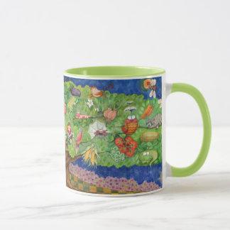 The Peaceful Tree mug