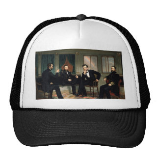 The Peacemakers with Abraham Lincoln Cap