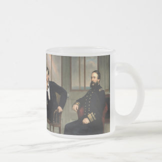 The Peacemakers with Abraham Lincoln Mugs