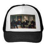 The Peacemakers with Abraham Lincoln Trucker Hats
