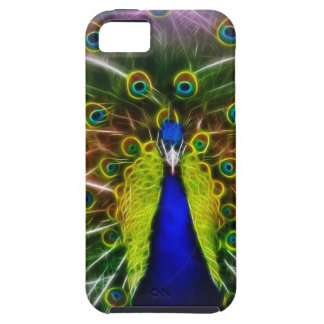 The Peacock Dreamcatcher Case For The iPhone 5