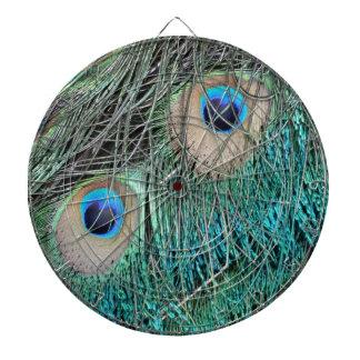 The Peacock Eye Dartboard