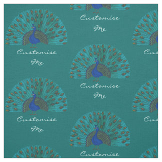 The Peacock Fabric