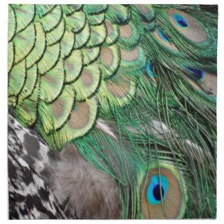 The Peacock Garden Napkin