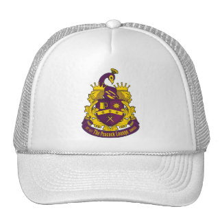 The Peacock Lounge Crest Cap