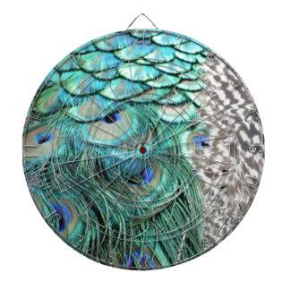 The Peacock Runner Dartboard