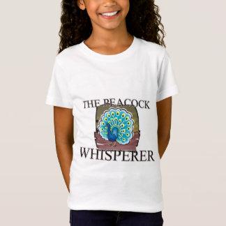 The Peacock Whisperer T-Shirt