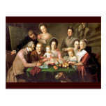 The Peale Family, by Charles Willson Peale Postcards