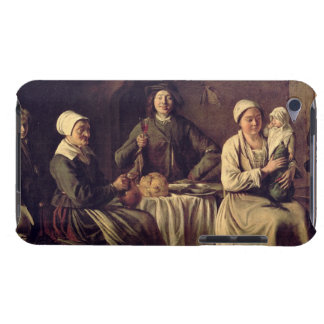 The Peasant Family, 1642 (oil on canvas) Barely There iPod Covers