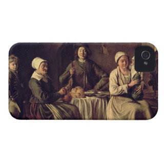 The Peasant Family, 1642 (oil on canvas) Case-Mate iPhone 4 Case