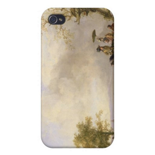 The Peasant Wedding iPhone 4/4S Cover