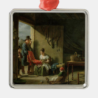 The Pedlar, 1812 Christmas Ornament