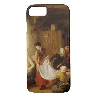 The Pedlar, 1814 (oil on panel) iPhone 7 Case