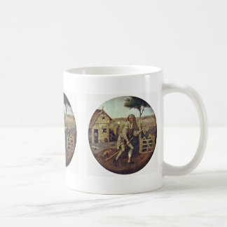The Pedlar.,  By Hieronymus Bosch Coffee Mugs