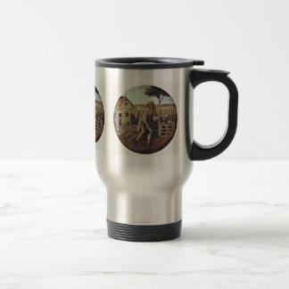 The Pedlar.,  By Hieronymus Bosch Mugs