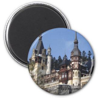 the Peles Castle Magnet