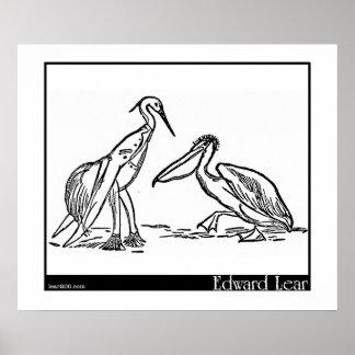 The Pelican Chorus Poster