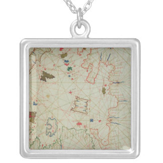 The Peloponnese  the island of Limnos, Silver Plated Necklace