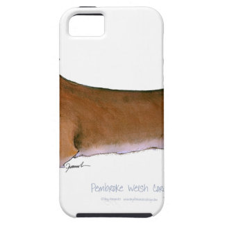the pembroke welsh corgi, tony fernandes iPhone 5 cover