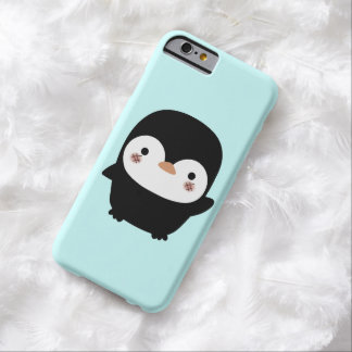 the penguin barely there iPhone 6 case