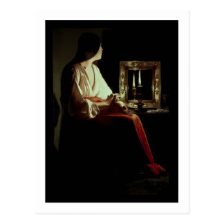 The Penitent Magdalen, c.1638-43 (oil on canvas) Postcard