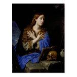 The Penitent Magdalene, 1657 Postcards