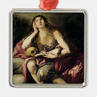 The Penitent Magdalene Christmas Ornament