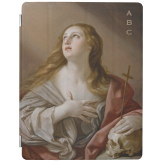 """The Penitent Magdalene"" custom monogram cases iPad Cover"