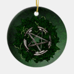 The Pentacle & The Ivy Ornaments