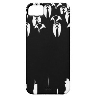 the people of anonymous iPhone 5 cover